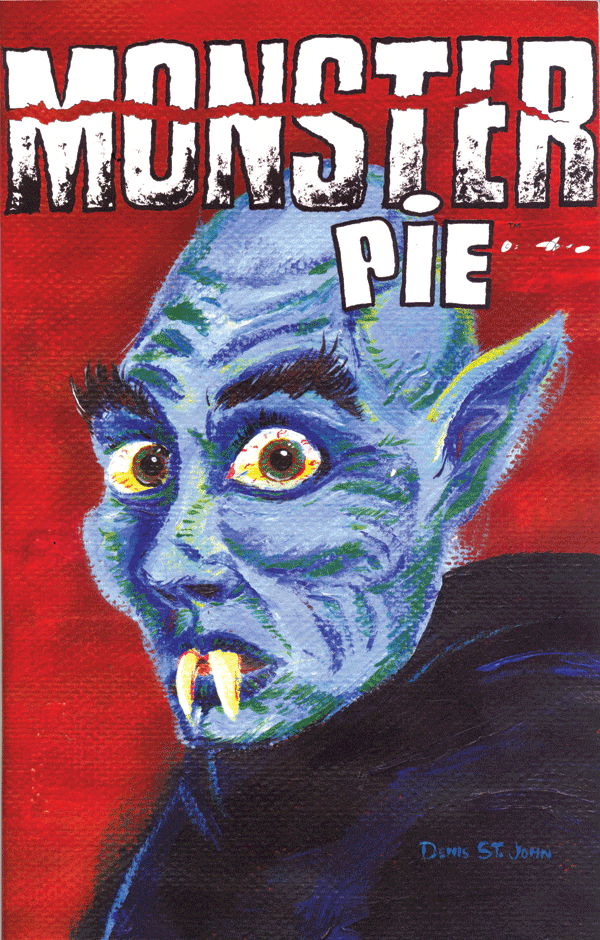 Monster Pie™ Returns!
