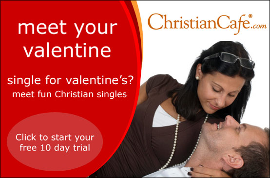 Damn these Christian dating services! Tempting me again, and late!
