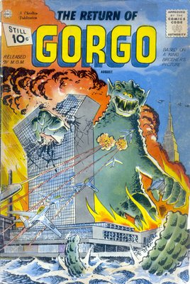 Ditko Gorgo