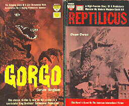Gorgo Reptilicus