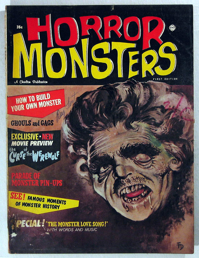 Horror Monsters 1