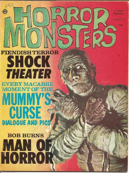 Horror Monsters 4