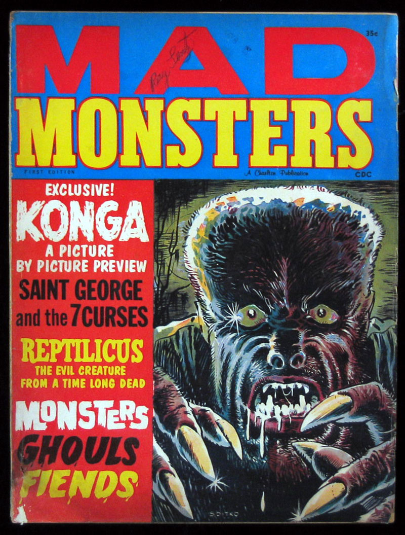 Mad Monsters 1