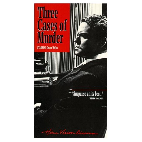 Three Cases vhs