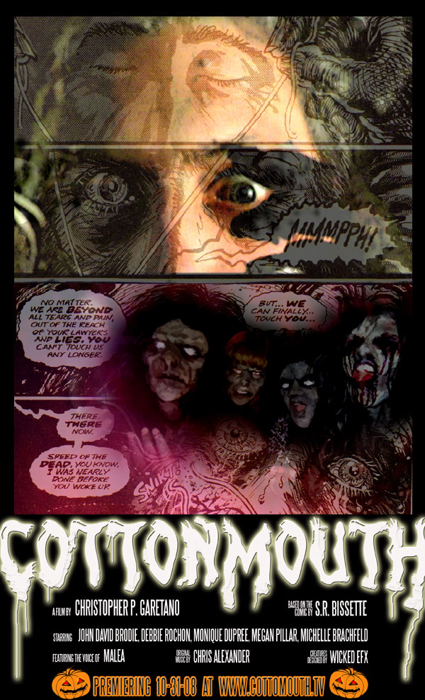 Cottonmouth poster
